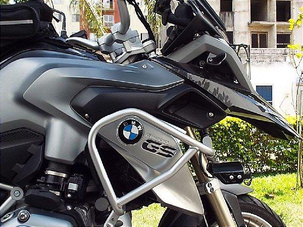 PROTETOR SUPERIOR CARENAGEM (AÇO PINTADO) BMW R1200GS LC