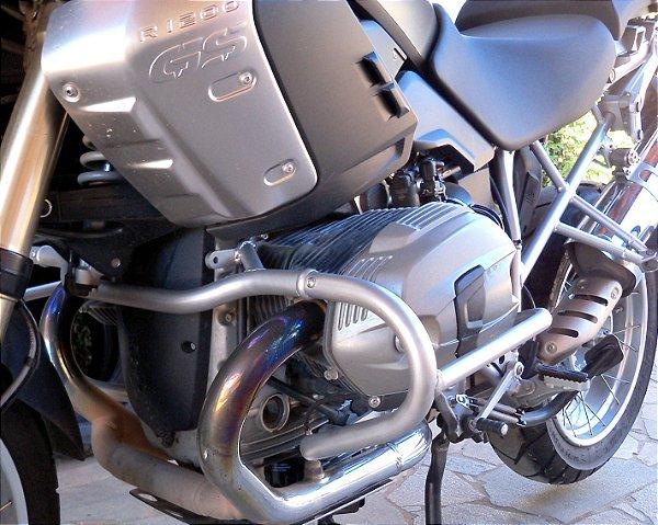 PROTETOR MOTOR INFERIOR BMW R1200 GS AR 2005 a 2012