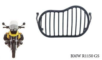 PROTETOR FAROL GRADE BMW 1150 GS / ADV