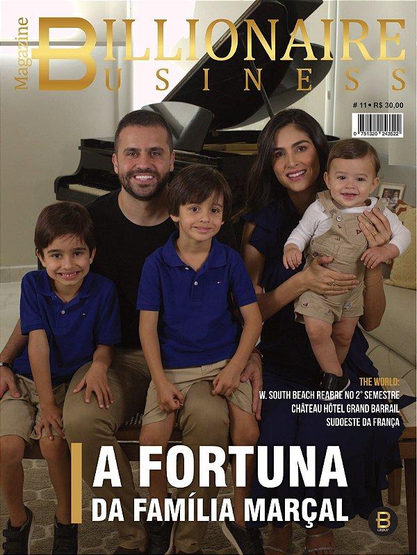 11ª Edição: A Fortuna da Família Marçal