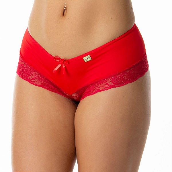 Kit com 2 Calças Iara Microfibra - Estilo Shortinho - Confortável e Sexy