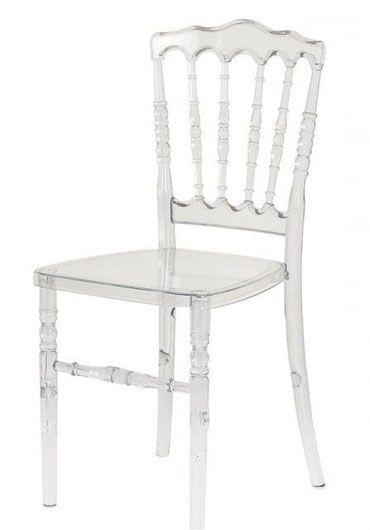 Cadeira Dior Cristal