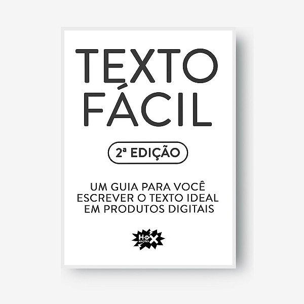 Texto Fácil (Ebook)