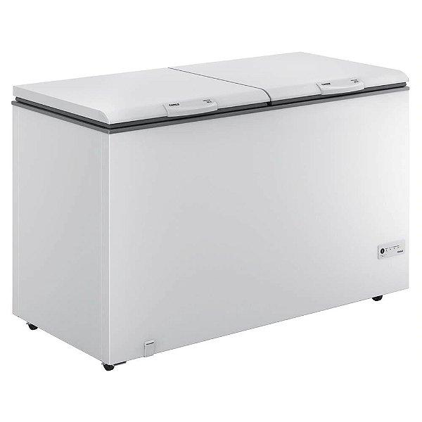Freezer Horizontal 2 Portas 414 Litros CHB42EBANA Consul Branco 110v