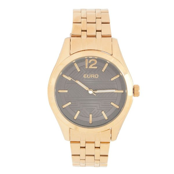 Relógio Feminino EU2036LYW/4C Dourado  Euro