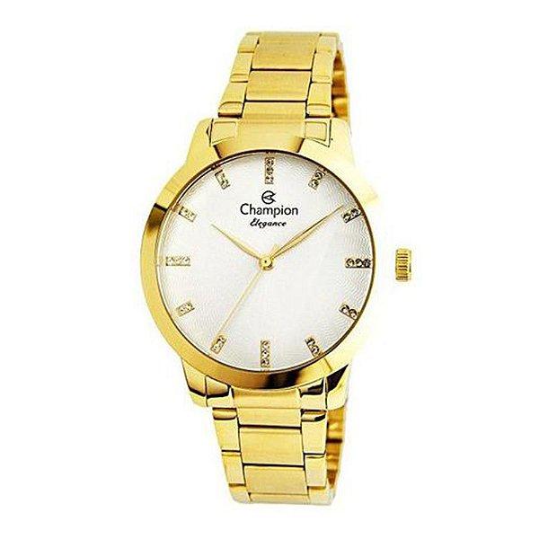 Relógio Feminino CN25261H Passion Dourado Champion
