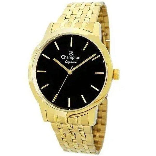 Relógio Feminino Analógico CN27732U Dourado Champion