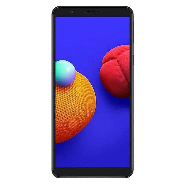 Smartphone Galaxy A01 Core 32GB 2GB RAM Preto Samsung