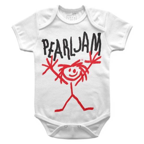 Body Pearl Jam Handmade, Let's Rock Baby