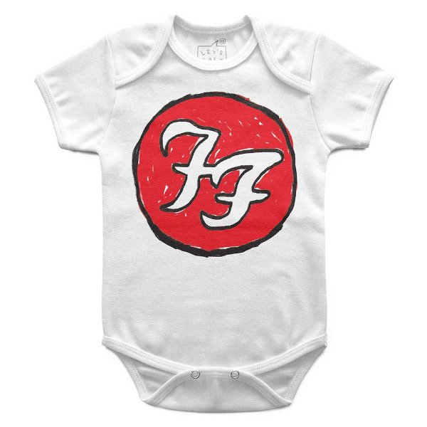 Body Foo Fighters Handmade, Let's Rock Baby