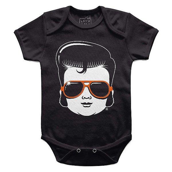 Body Bebê Elvis Presley, Let's Rock Baby