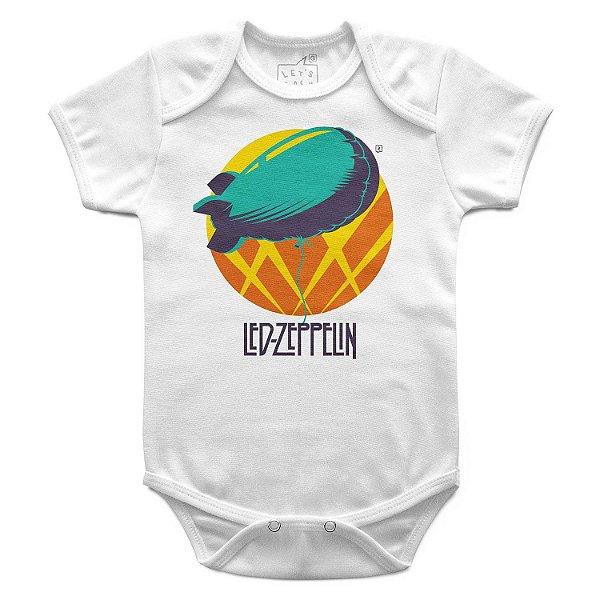 Body Led Zeppelin Balão, Let's Rock Baby