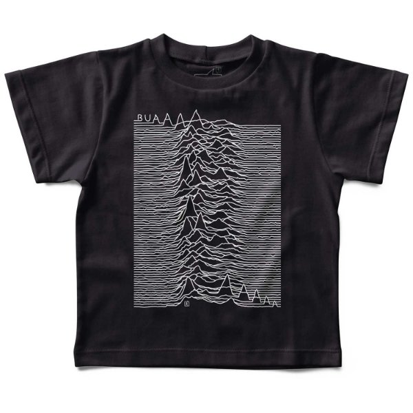 Camiseta Joy Division Buá, Let's Rock Baby