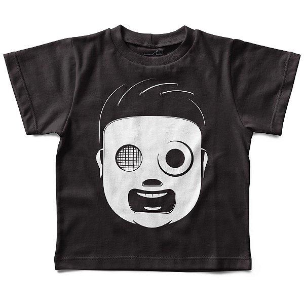 Camiseta Infantil Slipknot, Let's Rock Baby