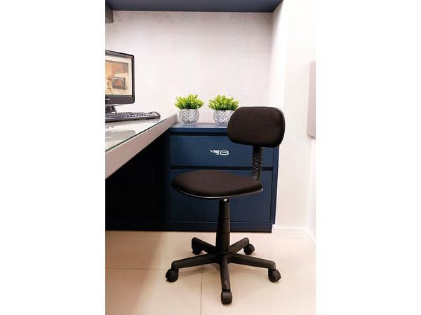 Cadeira Best Secretária 1032 - Preta