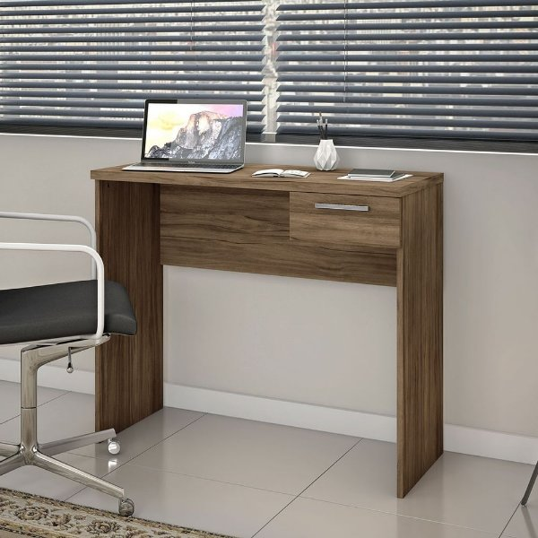 Escrivaninha Office NT2000 - Notável Nogal Trend