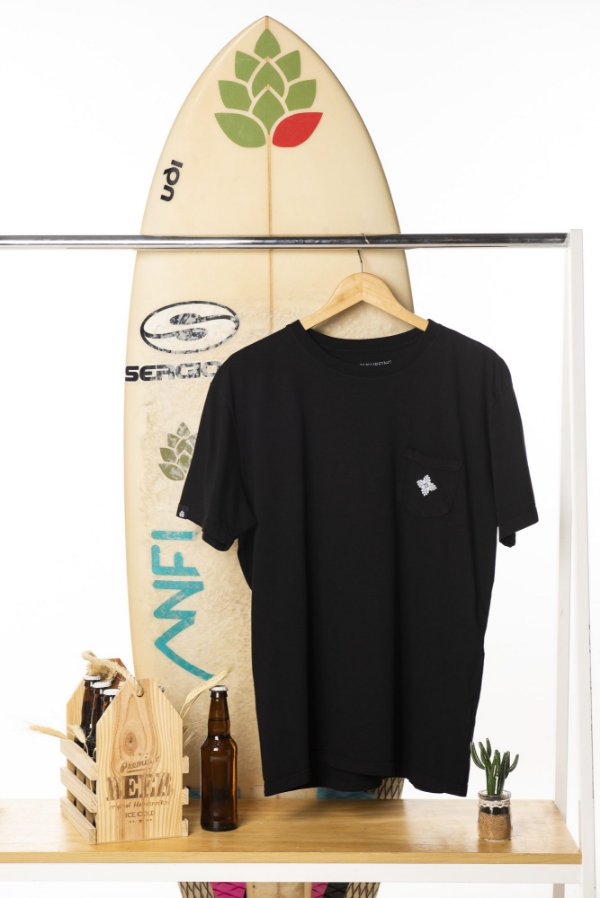 Camiseta First Surf and Then Beer