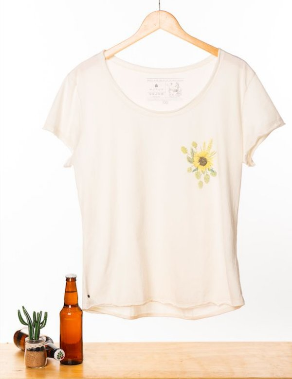 Camiseta Hops Sunflowers