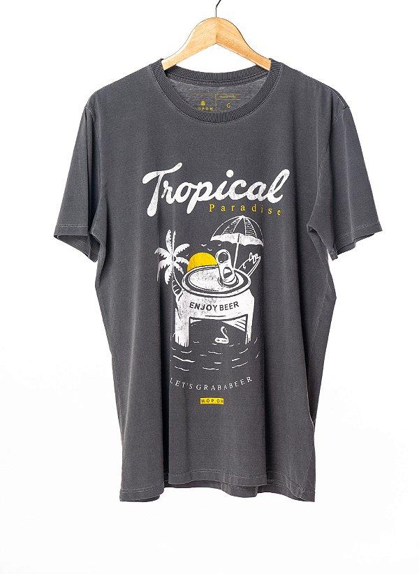 Camiseta Tropical Paradise