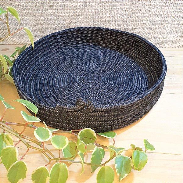 bandeja preta - linha ecológica - G