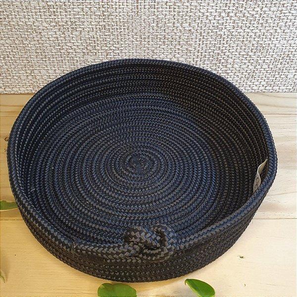 bandeja preta - linha ecológica - M
