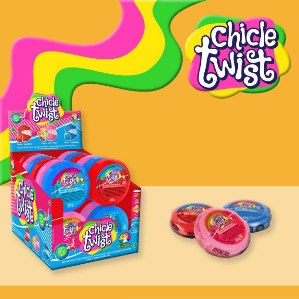 Kids Chicle Twist