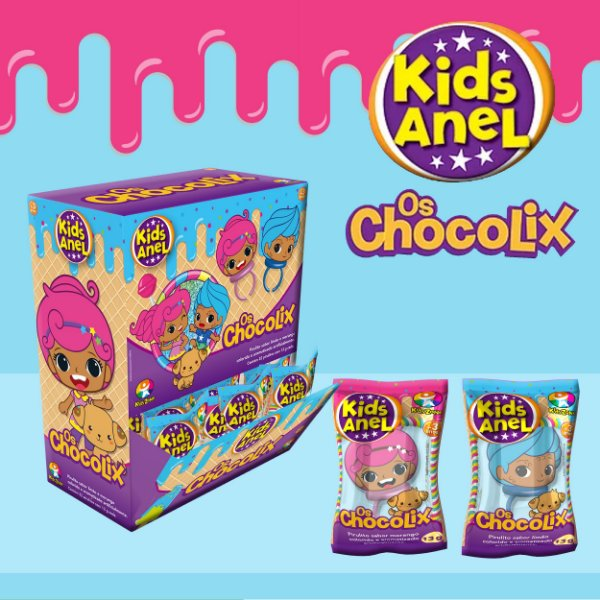 Kids Anel Chocolix