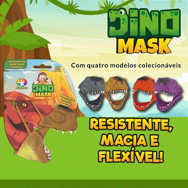 Dino Mask Blister