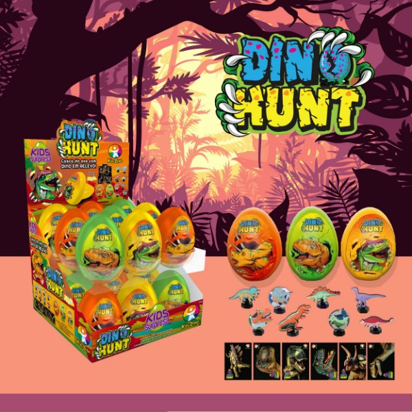 Kids Surpresa Dino Hunt