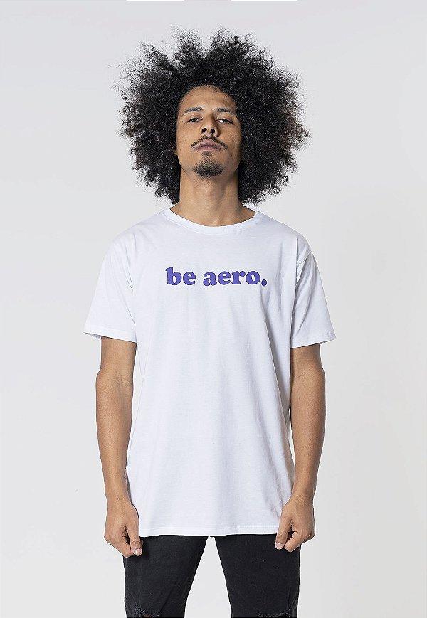 Camiseta Aero Jeans Be Aero Branca