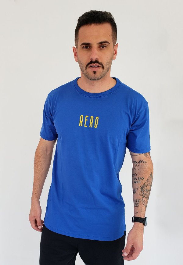 Camiseta Aero Colors Azul