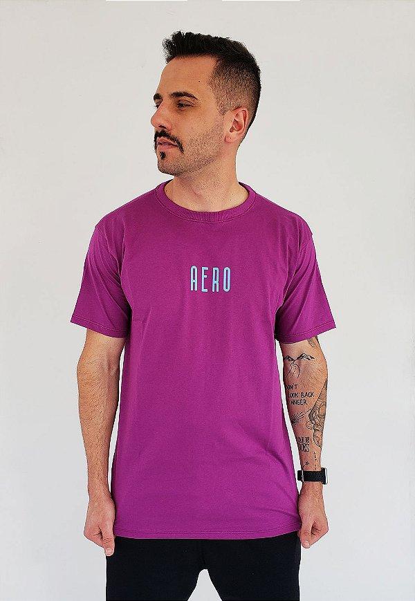 Camiseta Aero Colors Roxo