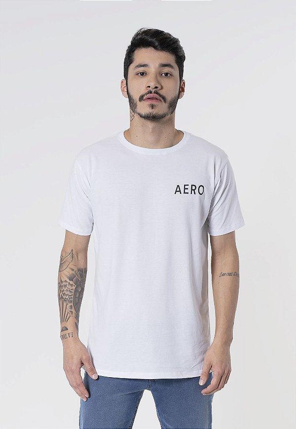 Camiseta Aero Branca
