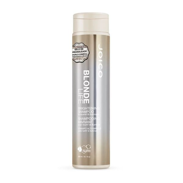 Shampoo Blonde Life Iluminador para Cabelos Loiros Joico 300ml
