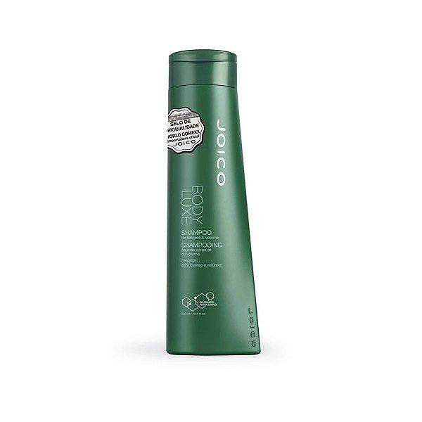 Shampoo Body Luxe para Dar Volume aos Cabelos Finos Joico 300ml