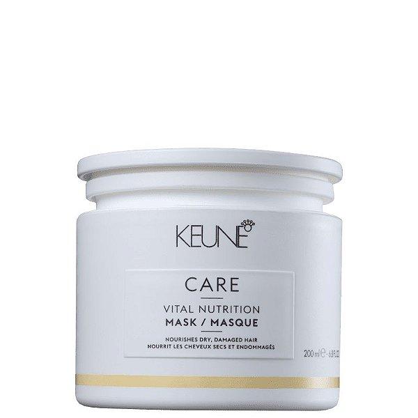 Máscara de Tratamento Vital Nutrition Care Keune 200ml