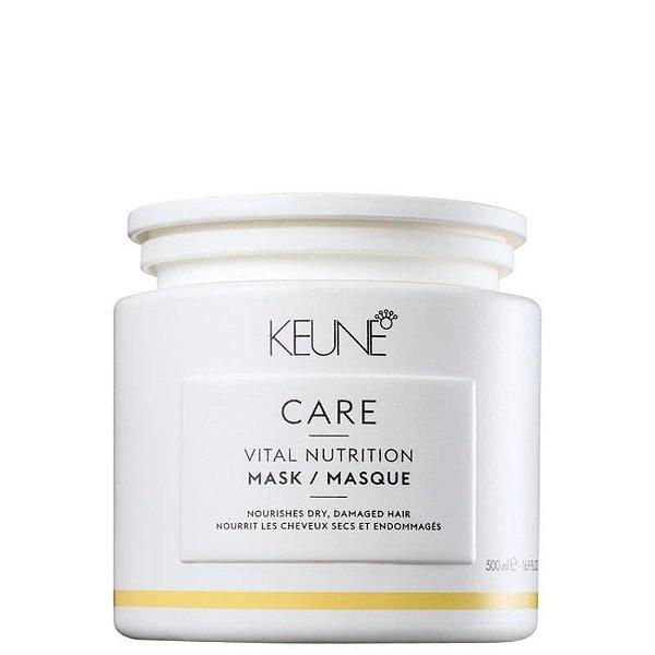 Máscara de Tratamento Vital Nutrition Care Keune 500ml