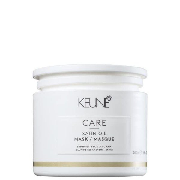 Máscara de Tratamento Satin Oil Care Keune 200ml