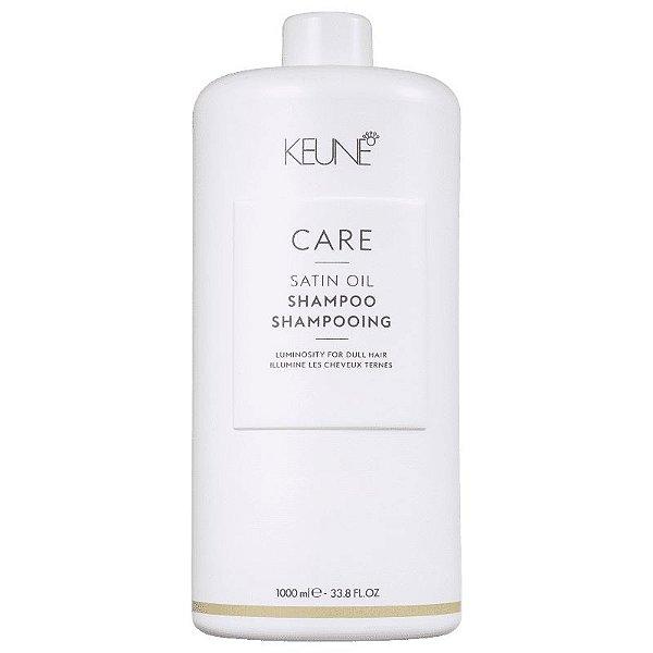 Shampoo Satin Oil Care Keune 1000ml