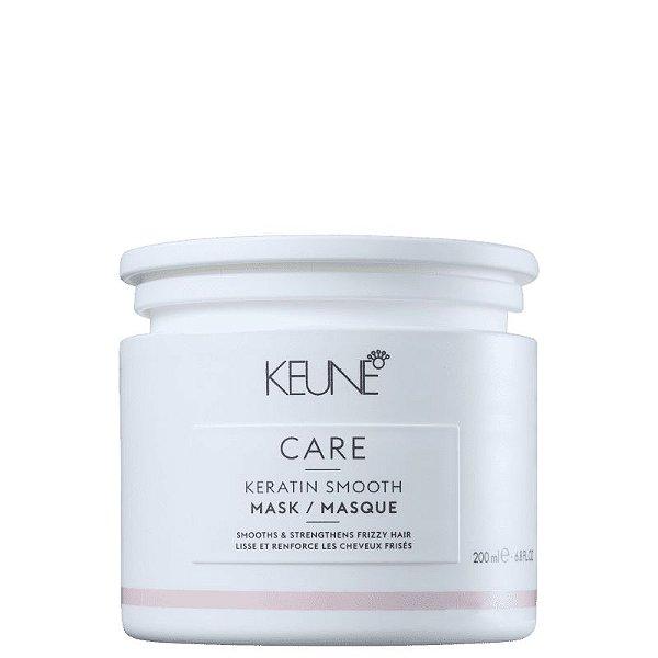 Máscara Tratamento Keratin Smooth Care Keune 200ml