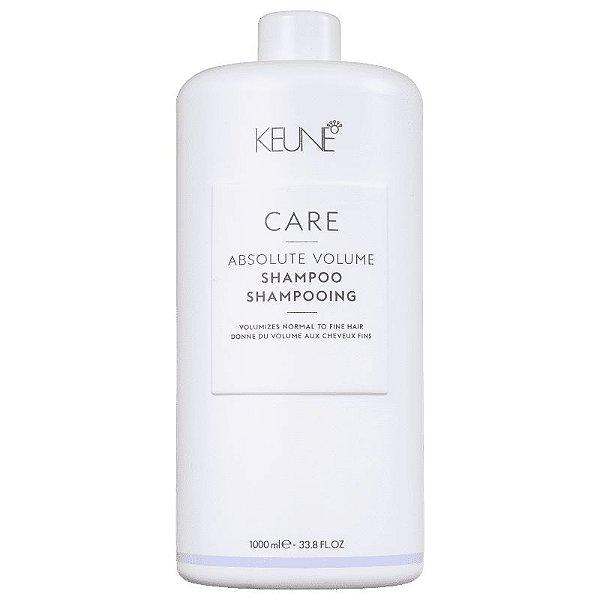 Shampoo Absolut Volume Care Keune 1000ml