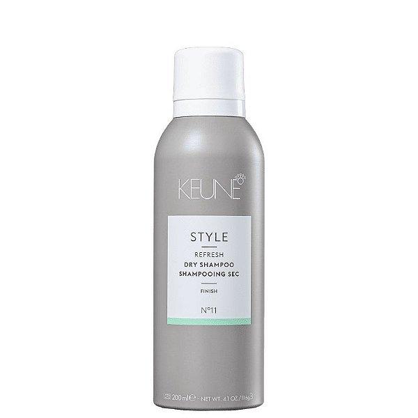 Shampoo à Seco Dry Shampoo Style Keune 200ml