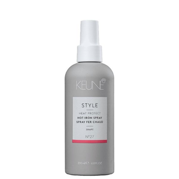 Protetor Térmico Hot Iron Spray Style Keune 200ml