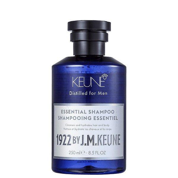 Shampoo Essential 1922 by J.M.Keune 250ml