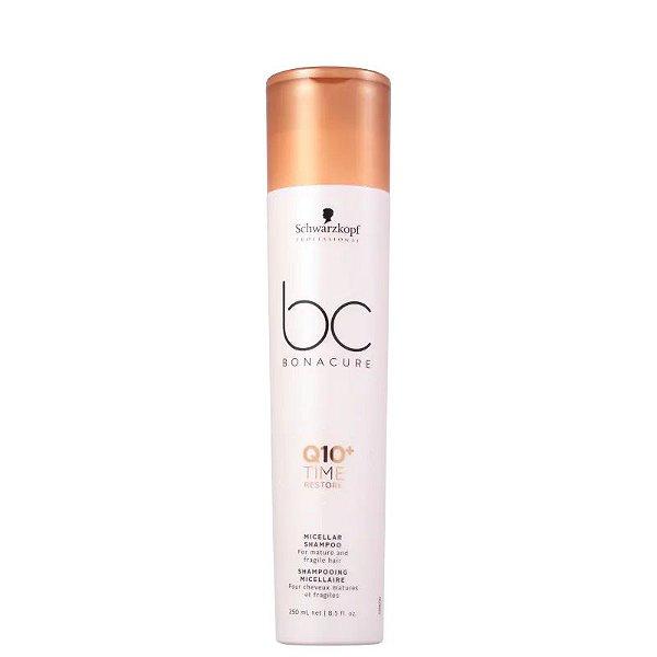 Shampoo Q10+ Time Restore Schwarzkopf Professional Bonacure 250ml