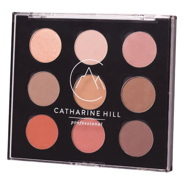 Paleta de Sombras Personal Palette 1017/1 Catharine Hill 18g