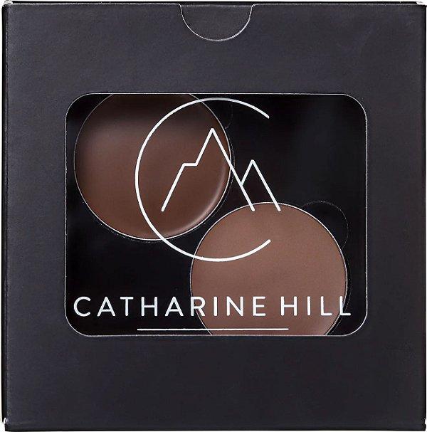 Sombra para Sombrancelhas Creamy Duo Catharine Hill 4g