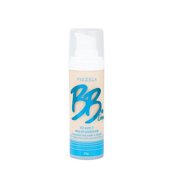 BB Cream FPS 30 Vegano Vizzela Cor 00 30G