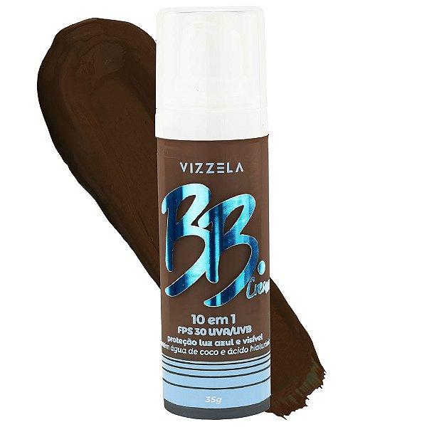 BB Cream FPS 30 Vegano Vizzela Cor 08 30G