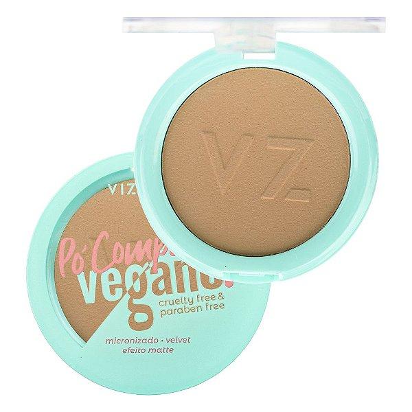 Pó Compacto Vegano Vizzela Cor 03 9G